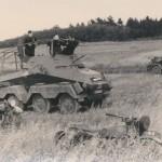 sdkfz 263 wheeled armoured vehicles