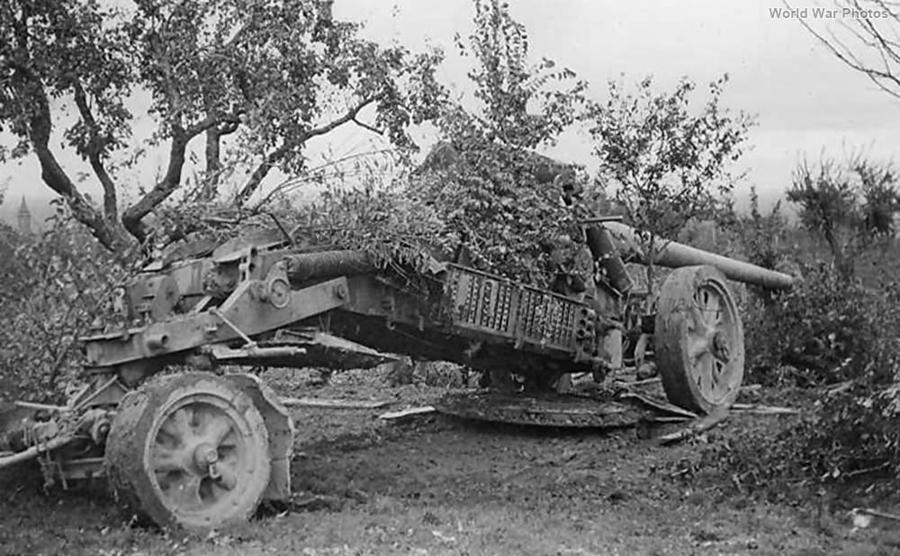 17 cm Kanone 18 3