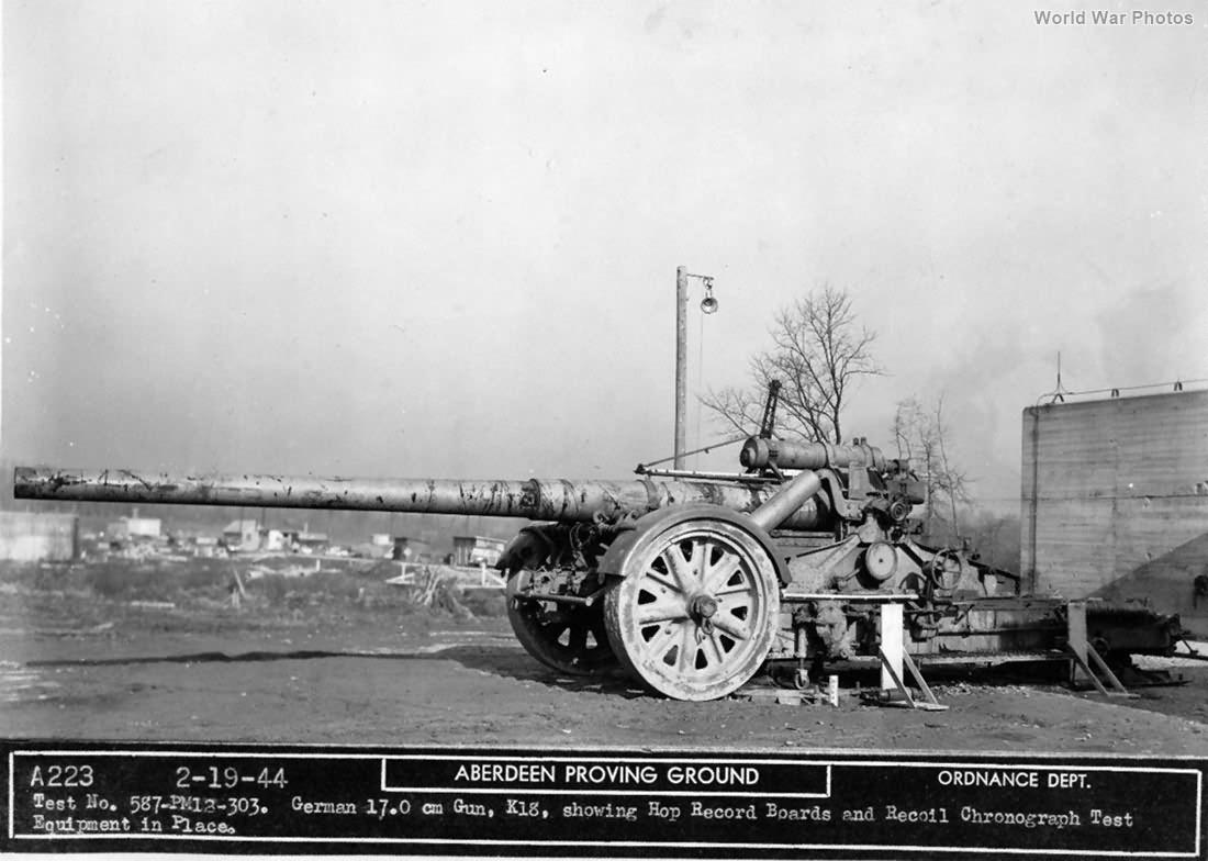 17 cm Kanone 18 in Morserlafette 2