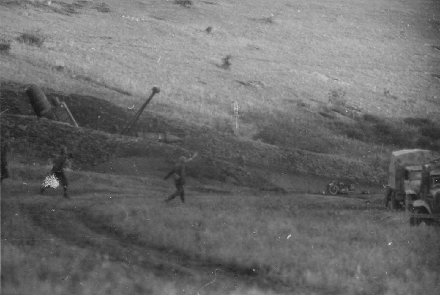 Morser Karl Gerat Sevastopol 1942