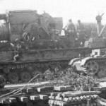 60 cm Karl Gerat and Munitionsschlepper Pz.Kpfw. IV Ausf F