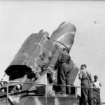 Heavy mortar Karl Gerat VI Ziu Warsaw Uprising 1944 barrel and crew