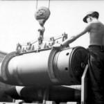Heavy mortar Karl Gerat VI Ziu Warsaw Uprising 1944 shell 2