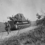 heavy mortar Karl Gerat 040 041 Eastern Front