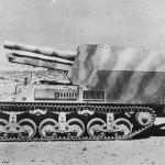 15cm sFH13/1 (Sf) auf Lorraine Schlepper (f) of the Panzer-Artillerie-Regiment 155 Afrika Korps DAK