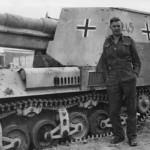 15cm schwere Feldhaubitze sFH 13/1 auf Fahrgestell Lorraine 37L code A245