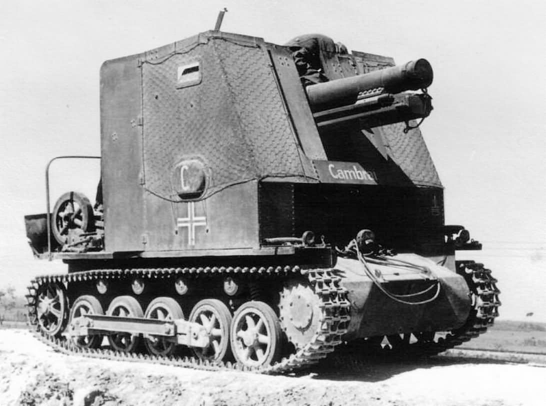 15 cm sIG 33 Cambrai