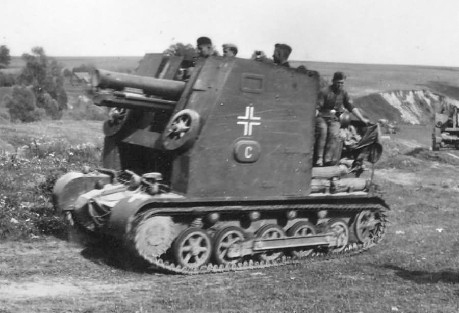 Sturmpanzer Bison I C