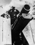 Sturmpanzer Bison front