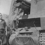 Sturmpanzer I Bison German self propelled artillery