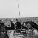 German Sturmpanzer II Afrika Korps