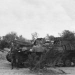 Sturmpanzer II Bison 15 cm sIG 33 auf Fahrgestell Panzerkampfwagen II (Sf)