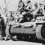 Sturmpanzer II Bison 15 cm sIG 33 schweres Infanteriegeschutz Afrika Korps DAK