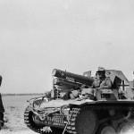 Sturmpanzer II Bison II Afrika Korps 1942