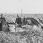 Sturmpanzer II Self Propelled Artillery Afrika Korps