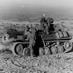 Sturmpanzer II of the sIG-Kompanie 707 Afrika Korps 1942
