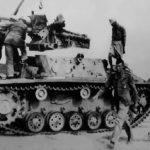 15cm sIG 33 auf Panzer III of the Afrika Korps