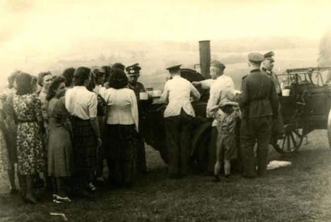 Gulaschkanone Wehrmacht