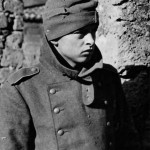 German Boy Soldier after his Capture in Italy 1944