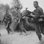 Wehrmacht soldiers 1941 Kowno Eastern Front