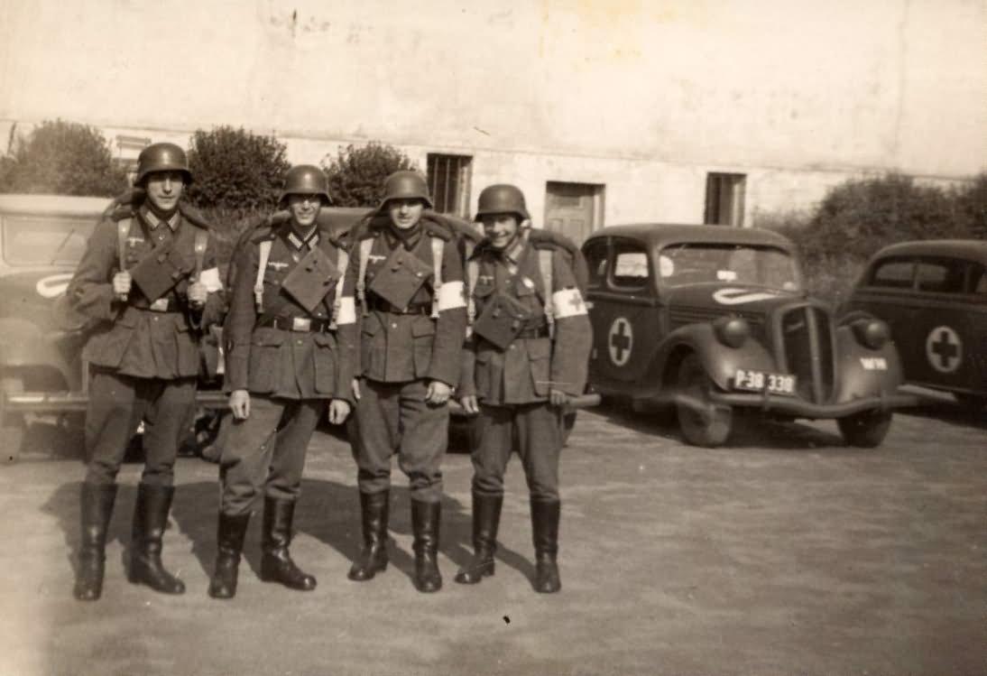 Wehrmacht soldiers 2