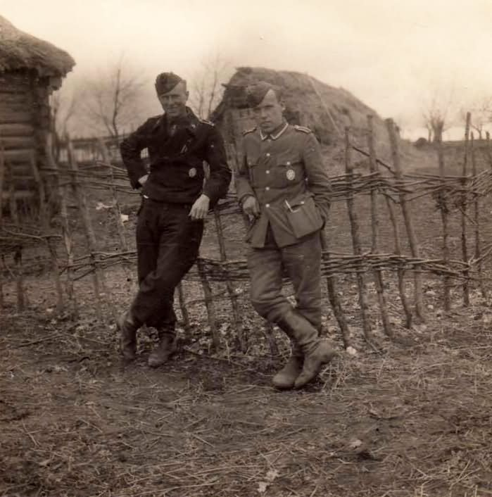 Wehrmacht troops Eastern Front 17
