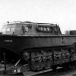 Mid production LWS – rail transport