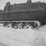 Early Land Wasser Schlepper LWS number 526, Dievenow (Dziwnów) 1942