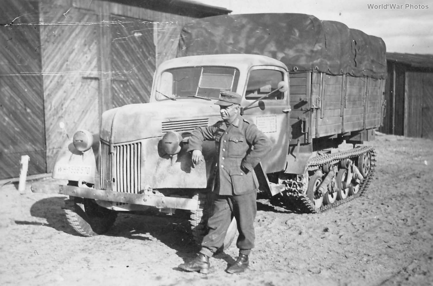 Ford Maultier 5