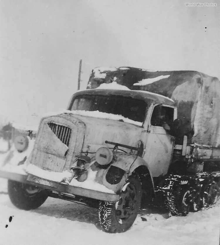 Opel Blitz 3,6-36S Maultier 5