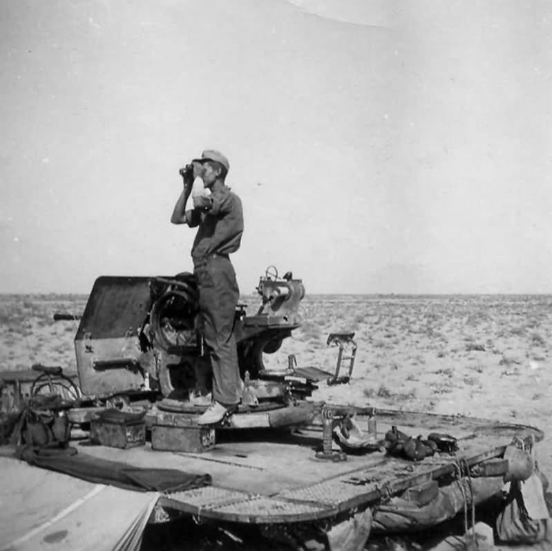 SdKfz 10/4 Afrika Korps DAK