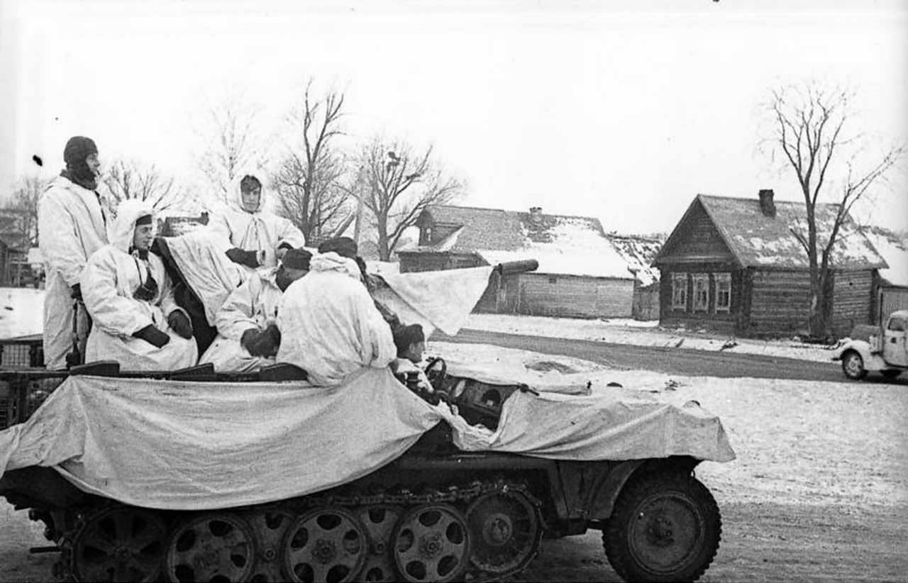 SdKfz 10 October 1941 – Eastern Front