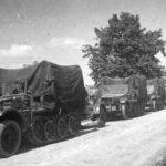 1to Zugkraftwagen SdKfz 10/4 mit 2cm Flak France 1940