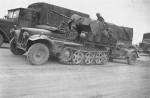 2cm FlaK auf Fahrgestell Zugkraftwagen 1t Sd.Kfz.10