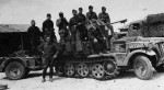 Sd.Kfz.10/4 with trailer
