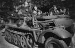 Sd.Kfz.10 leichter Zugkraftwagen 1t halftrack