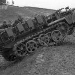 SdKfz 10/4 without Flak gun