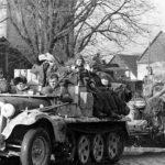 SdKfz 10 near Breslau February 1945