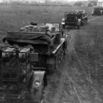 Sd.Kfz. 10 with 28/32 cm Nebelwerfer 41 1942-1943