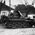 Sd Kfz 10 with Pak 36 (3,7 cm PaK 36 (Panzerabwehrkanone 36)