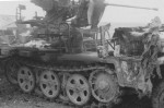 destroyed Sd.Kfz.10/4