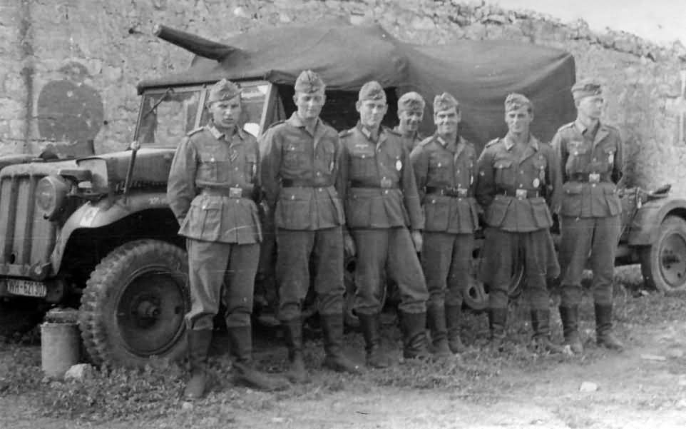 german halftrack SdKfz 10 10