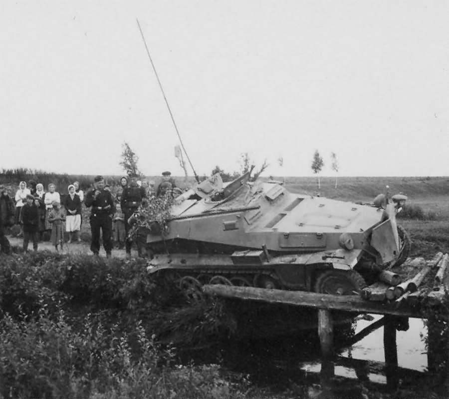 Sd.Kfz. 253 leichter Gepanzerter Beobachtungskraftwagen