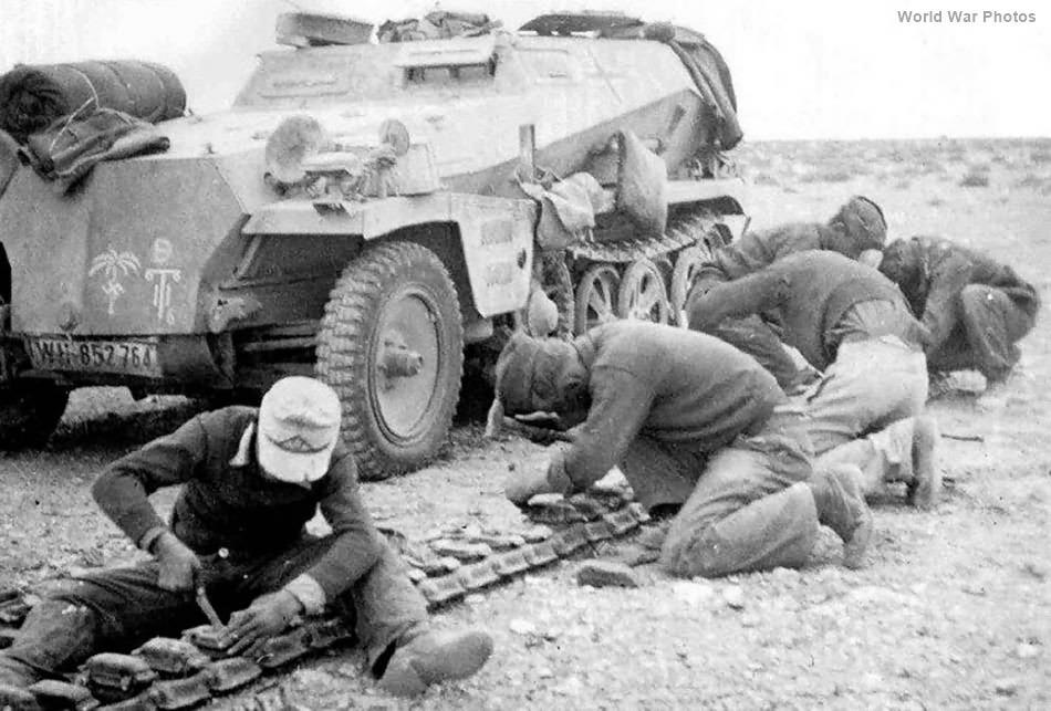 SdKfz 250 DAK