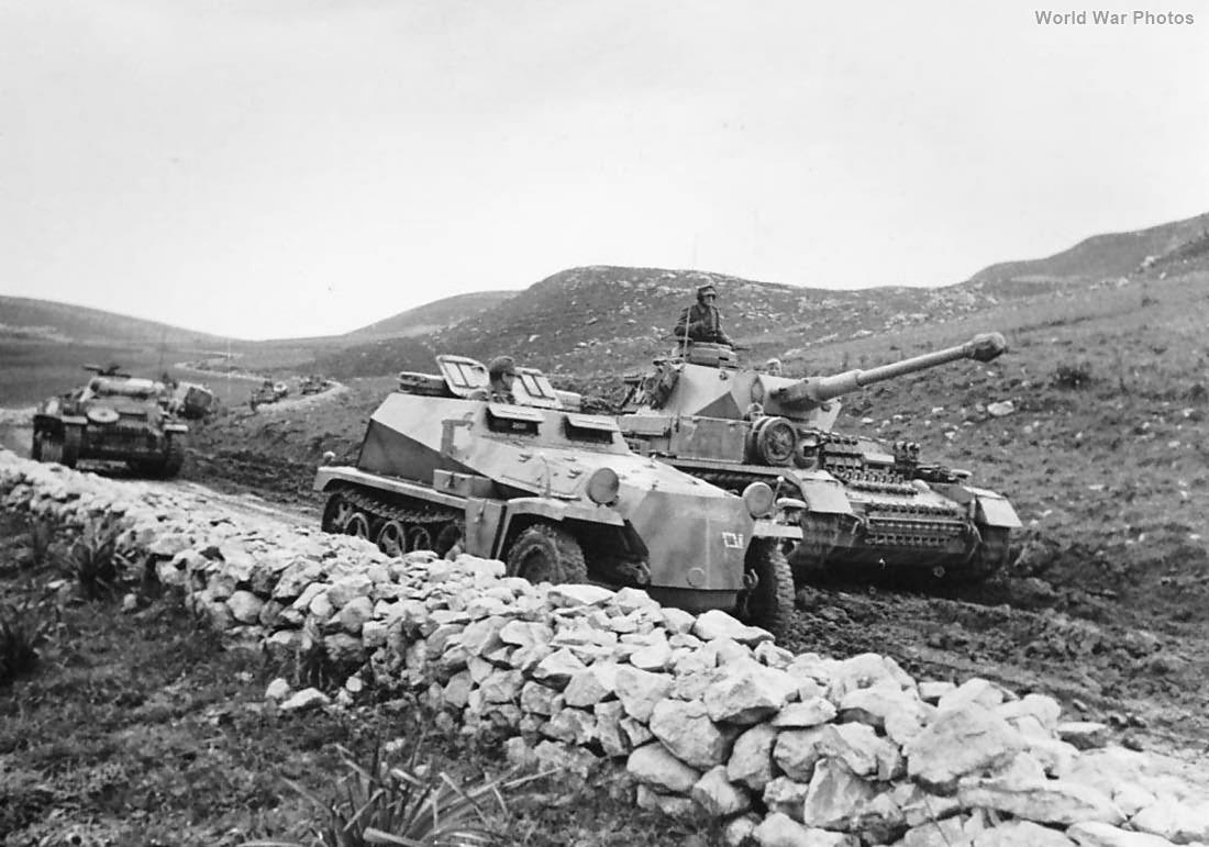 SdKfz 250 DAK 2
