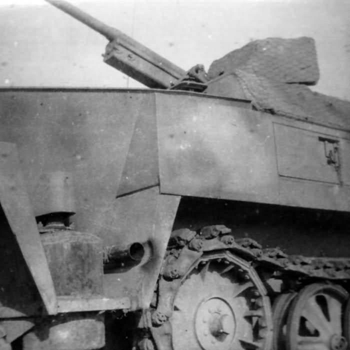 SdKfz 250 Neu photo