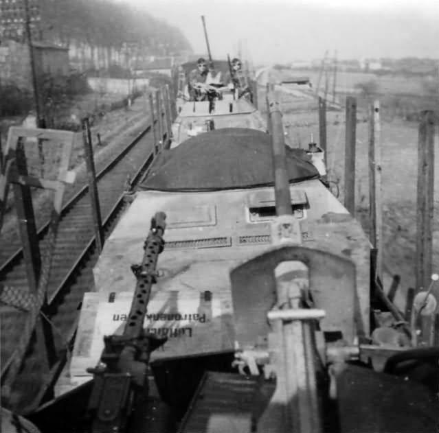 SdKfz 250 transport