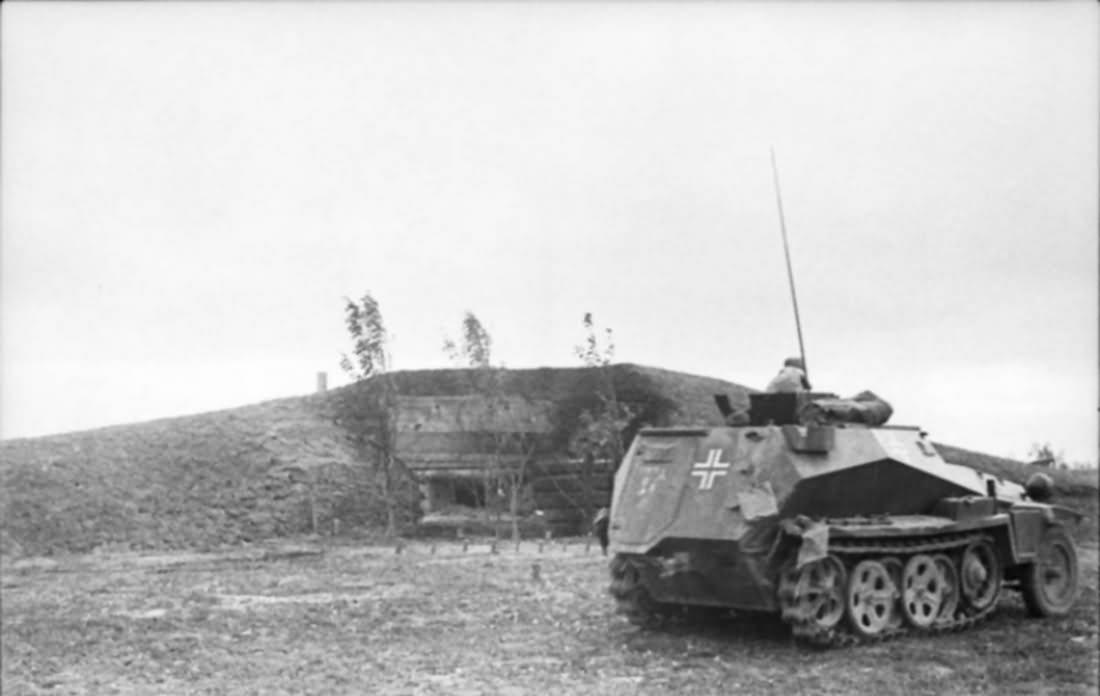 SdKfz 253 eastern front 1941 Operation Barbarossa