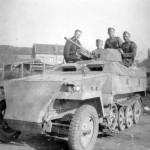 Leichter Schutzenpanzerwagen SdKfz 250/10 Neu