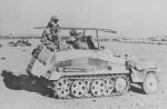 Rommel's SdKfz 250/3 Greif
